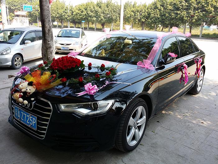 奥迪A6L婚庆用车
