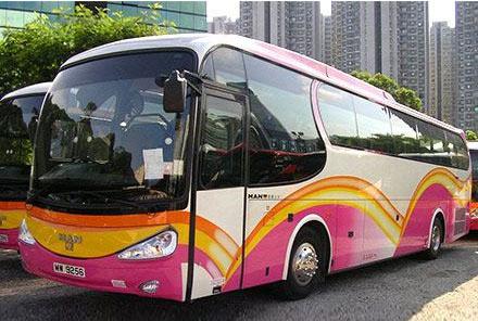 香港大巴45-49座